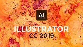 Adobe Illustrator CC 2019 NEW Features!