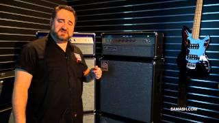 Ampeg Svt-212av Bass Speaker Cabinet - Namm 2014