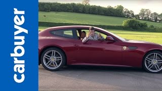 Ferrari FF review - Carbuyer