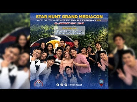 Star Hunt Grand Mediacon