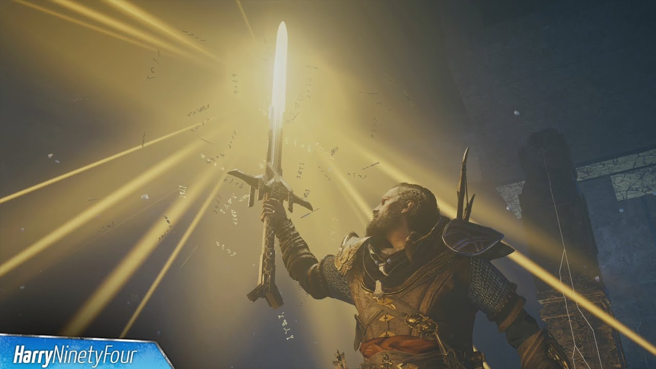 Ac Valhalla Excalibur Early Game