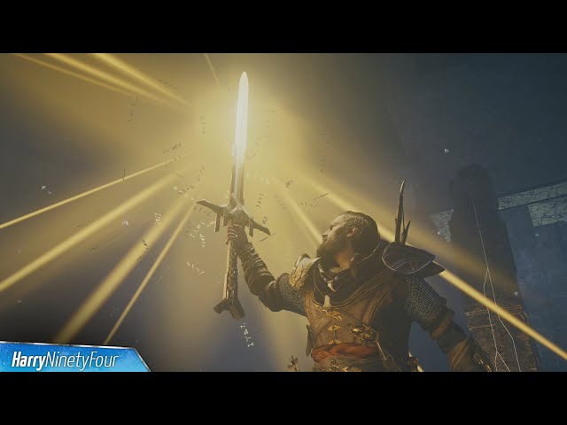 Assassins Creed Valhalla How To Get Excalibur All Mysterious Tablet Locations Ac Valhalla