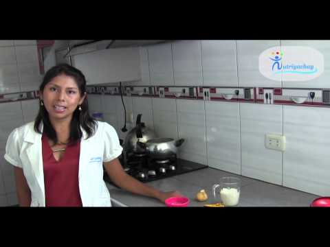 Beneficios de la Maca - Receta de Ponche de Maca - Nutriyachay