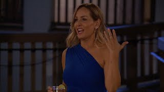 Clare Feels Insulted By the Guys - The Bachelorette