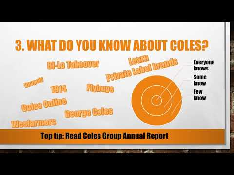 Top 5 Coles Supermarkets Australia Interview Questions And Answers