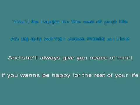 Jimmy Soul   If You Wanna Be Happy [karaoke]
