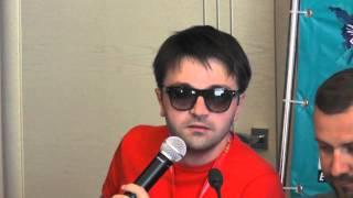 Вопрос на конференции Камеди про Jukebox