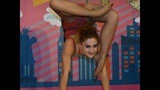 Super master contortionist Alla Hakobyan. (Armenia) Супер мастер контортионист Алла Акобян (Армения)