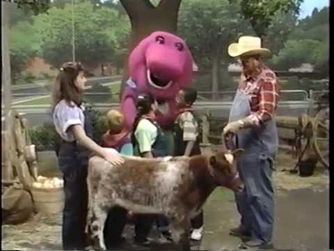 Barney & Friends: Down On Barney's Farm (Season 1, Episode 10)