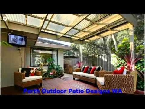 Choosing The Best Perth Patio Roof Design For Your Home