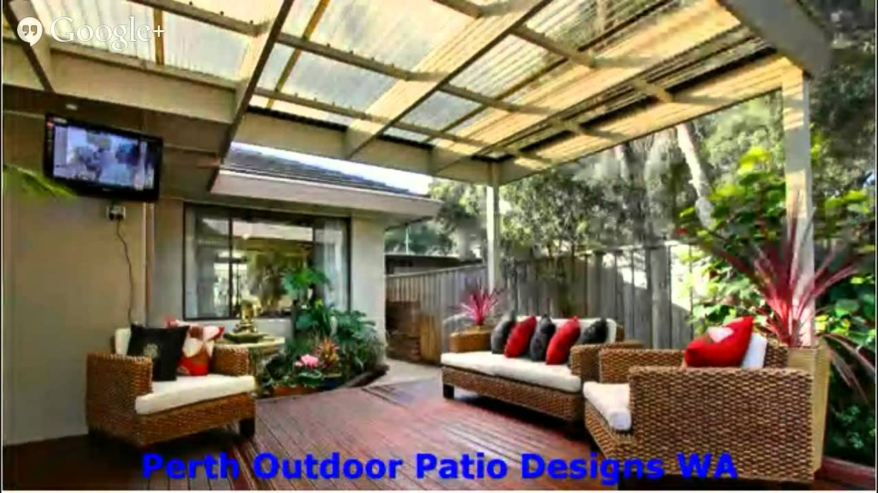 choosing the best perth patio roof design for your home - youtube - Patio Roofs Designs