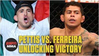 Anthony Pettis vs. Carlos Diego Ferreira Breakdown | UFC 246: Unlocking Victory | ESPN MMA
