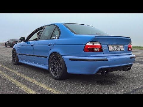 BEST of BMW M-POWER Sounds! (2o17) M5 E39, M5 E60, M5 F10, M6, M4, M3 F80, M3 E92, 1ER M