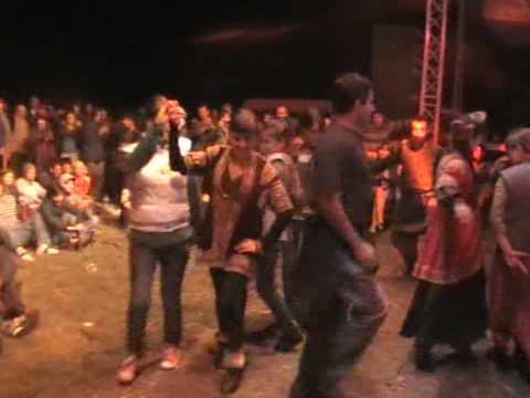 "Gogochuri Sisters & Dance ""Khevsuruli"""
