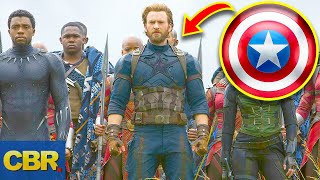 5 Reasons Why Marvel's Captain America Isn't As PATRIOTIC As You Think