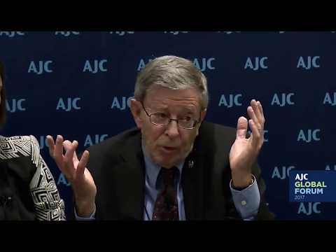 Stephen Cohen at the AJC 2017 Forum, about Russia and Terrorism