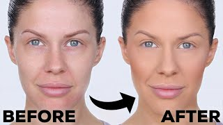 DRUGSTORE FOUNDATION ROUTINE FOR OILY SKIN!!
