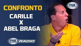 CARILLE X ABEL BRAGA: FOX Sports Rádio analisou e comparou os treinadores
