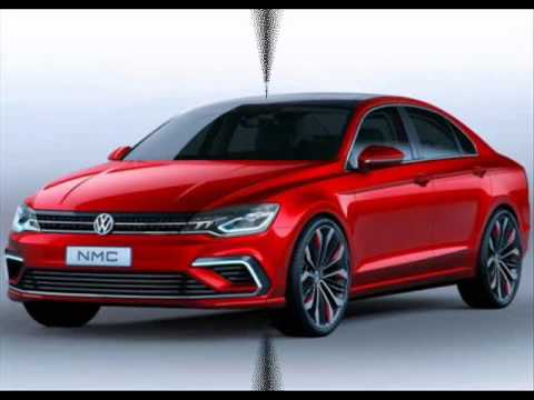 All New 2014 Volkswagen New Midsize Coupe Concept Youtube
