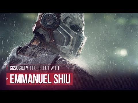 CGSOCIETY Pro Select Emmanuel Shiu