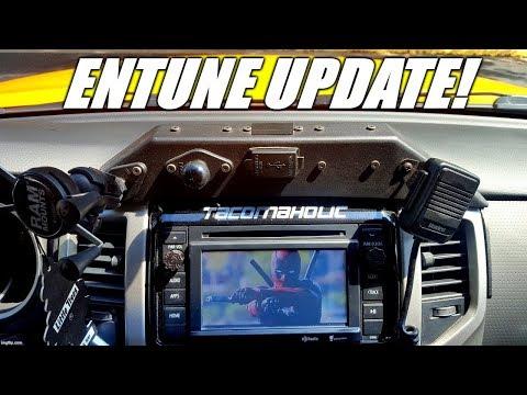 Free & Easy Toyota Tacoma Entune Audio Update