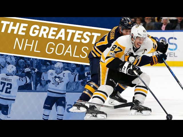 NHL players share the GREATEST GOALS they've ever seen   NBC Sports