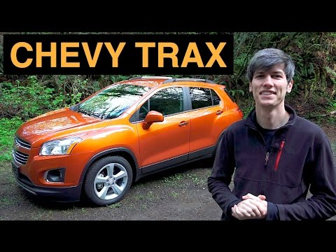 2015 Chevrolet Trax - Review & Test Drive