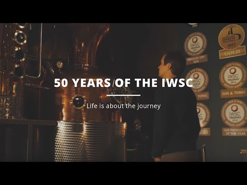 50 Years Of The IWSC - Life Is About The Journey