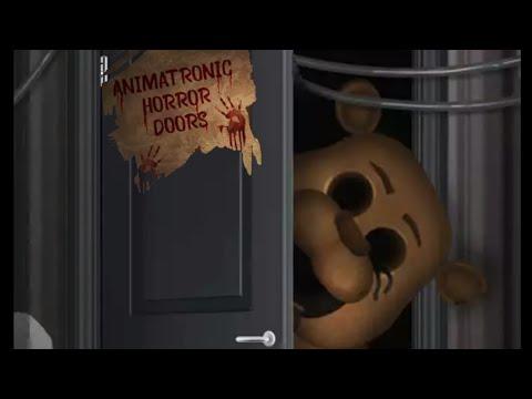 ЖДЁМ ОБНОВЛЕНИЕ, А ПОКА... ▶ 100 Дверей ужаса (Animatronic Horror Doors) #3