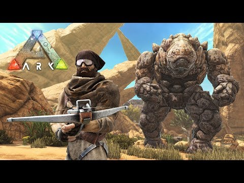 ARK: Survival Evolved - EXPLORING SCORCHED EARTH!! (ARK Scorched Earth)