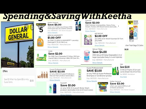 Deals Under $9 At Dollar General This Saturday ONLY/Laundry/Trash Bags/Personal Etc!!