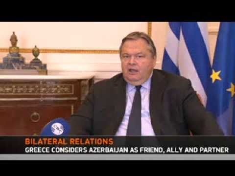 CBC interview with Evangelos VENIZELOS, Minister for Foreign Affairs of Greece