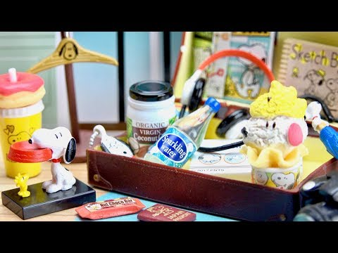 Go to America BOX all 8 types Japan Snoopy SNOOPY/'S Holiday Trip