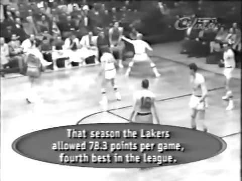 NBA Finals Minneapolis Lakers vs  Syracuse Nationals Mar  31, 1954, G1