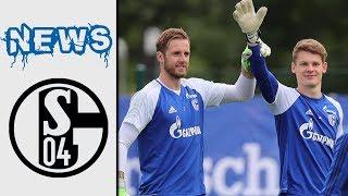 Hammer auf Schalke: NÜBEL NUMMER 1, Fährmann nur noch Back-up!