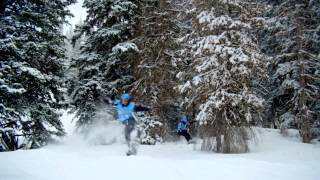 Behind the Scenes - Snowboarding Training - Cloud 9 - Disney Channel Official