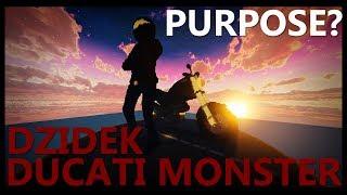 Purpose... tzn. Dzidek i Ducati Monster | Minecraft Cinematic | + Download