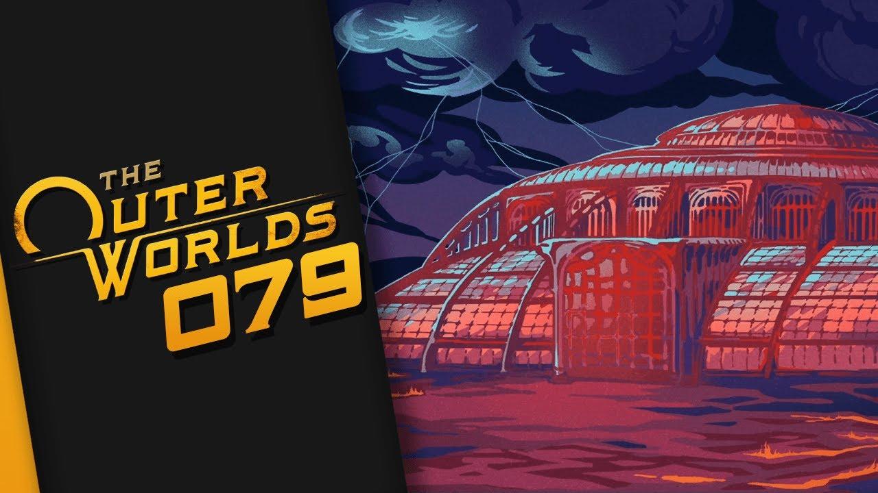 THE OUTER WORLDS #079 🚀 Tartarus [GERMAN][HART]