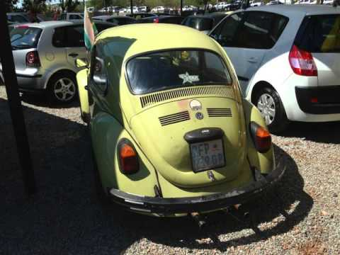 1972 VOLKSWAGEN BEETLE Auto For Sale On Auto Trader South Africa - YouTube