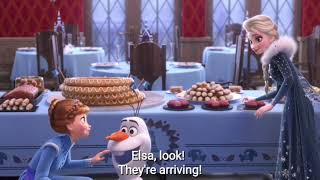 Ring In The Season With Lyrics from Olaf's Frozen Adventure In English