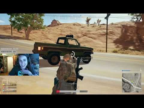 Look Both Ways Before Crossing ||| PUBG