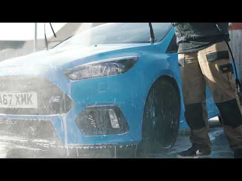 How To Protection Detail a New Focus Rs Nitrous Blue