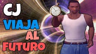 CJ Viaja al Futuro - GTA San Andreas Loquendo