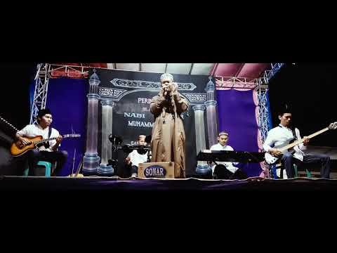 MERINDING !!!!Live perform Single perdana FAHMI ZEIN AKHAD ost film sajadah untuk dia
