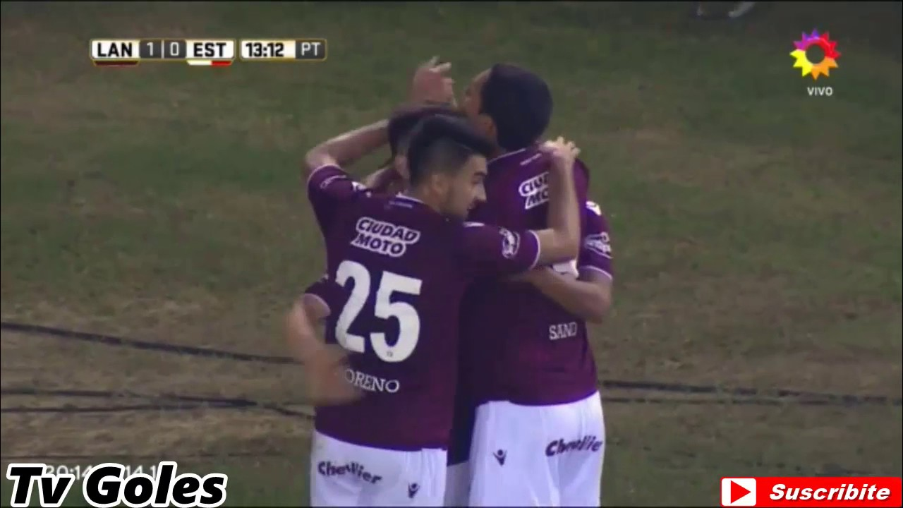 Lanus 1-0 Estudiantes La Plata