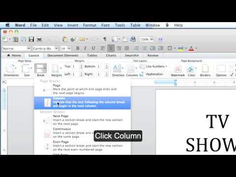 microsoft office word mac how to create a flyer youtube