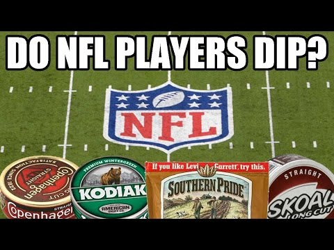 Do NFL Players Dip?