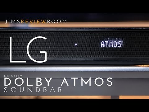 LG SK10Y Soundbar REVIEW: I test DOLBY ATMOS - Listen here! Mp3