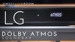 LG SK10Y Soundbar REVIEW: I test DOLBY ATMOS - Listen here!