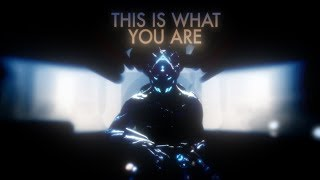 Warframe - ''This is what YOU are'' Trailer (The Tenno's Greatest Trailer Contest!) - WFRecrees